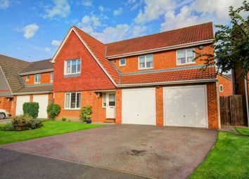 Thumbnail 4 bed detached house for sale in Barnard Court, Woodstone Village, Houghton Le Spring
