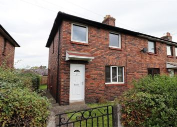 Thumbnail 3 bed semi-detached house for sale in Bower Street, Off Wigton Road, Carlisle, Cumbria