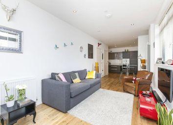 Thumbnail 1 bed flat to rent in Balmes Road, De Beauvoir