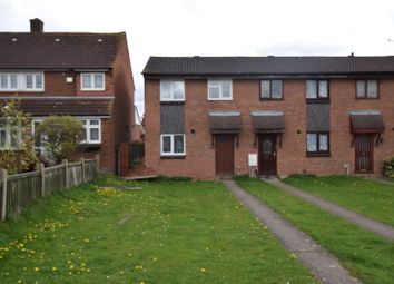 Thumbnail 3 bedroom end terrace house for sale in Straight Road, Harold Hill, Essex
