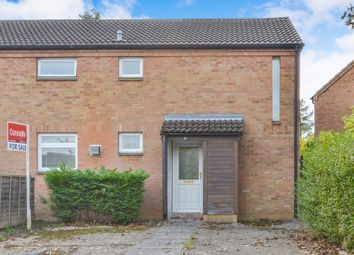 Thumbnail 3 bedroom end terrace house for sale in Noble Close, Pennyland, Milton Keynes