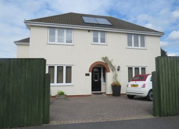 Thumbnail 4 bedroom detached house for sale in Chakeshill Drive, Brentry, Bristol