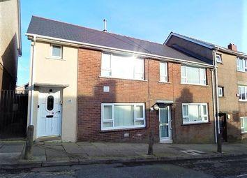 Thumbnail 3 bedroom maisonette for sale in Glamorgan Street, Brynmawr