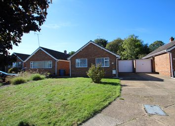 Thumbnail 2 bed bungalow for sale in Charlottes, Washbrook, Ipswich