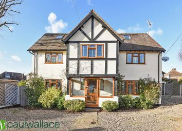 Thumbnail 6 bed detached house for sale in Western Road, Nazeing, Waltham Abbey