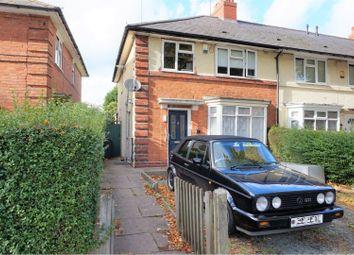 Thumbnail 1 bed flat for sale in 37 Bidford Road, Birmingham