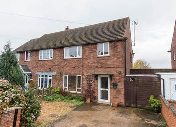 Thumbnail 3 bed semi-detached house for sale in Palmer Avenue, Irthlingborough, Wellingborough