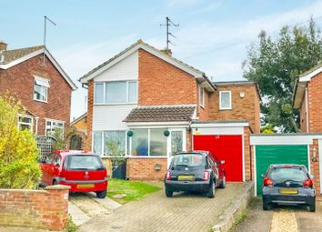 Thumbnail 4 bed detached house for sale in Hazeldene Road, Northampton