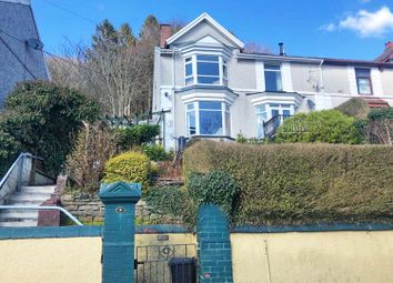 Thumbnail 3 bed semi-detached house for sale in Blackbrook, Treharris