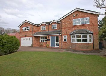 Thumbnail 5 bed detached house for sale in Woodlands, Ponteland, Newcastle Upon Tyne