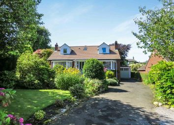 Thumbnail 4 bed detached house for sale in The Avenue, Alnwick, Northumberland