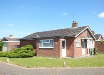 Thumbnail 3 bedroom detached bungalow for sale in Arundel Road, Wymondham