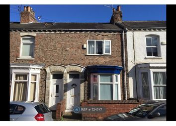 Thumbnail 4 bed terraced house to rent in Milton Street, York