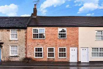 Thumbnail 3 bed terraced house for sale in Vicarage Street, Warminster, Wiltshire