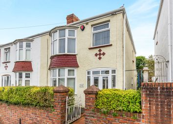 Thumbnail 3 bedroom semi-detached house for sale in Bohun Street, Manselton, Swansea