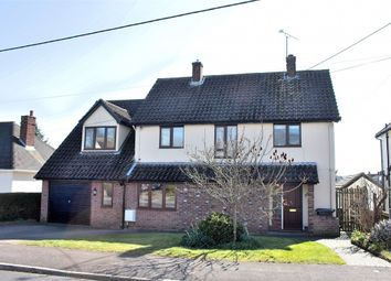 Thumbnail 5 bed detached house for sale in High Fields, Dunmow