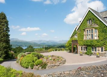 Thumbnail Hotel/guest house for sale in Holbeck Ghylll, Holbeck Lane, Windermere