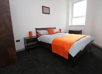 Thumbnail 1 bed flat to rent in Blackburn