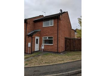 Thumbnail 2 bed town house for sale in 28 Highbridge, Sileby, Loughborough, Leicestershire