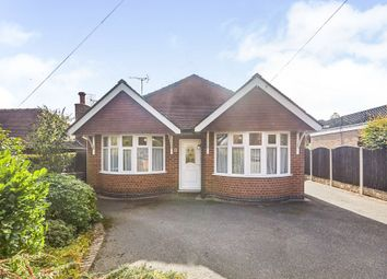 Thumbnail 2 bed detached house for sale in West Bank Road, Allestree, Derby