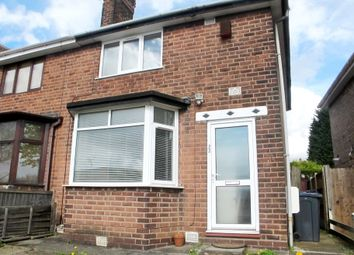 Thumbnail 2 Bed End Terrace House To Rent In Baltimore Road Great Barr Birmingham