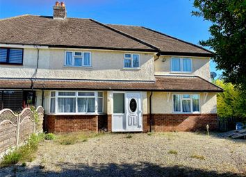 Thumbnail 5 bedroom semi-detached house for sale in St. Dunstans Road, Hunsdon, Ware