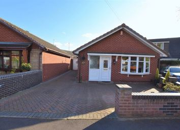Thumbnail 2 bed detached bungalow for sale in Atlam Close, Bucknall, Stoke-On-Trent