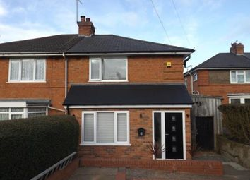 Thumbnail 3 bed semi-detached house for sale in Elmdale Grove, Birmingham, West Midlands
