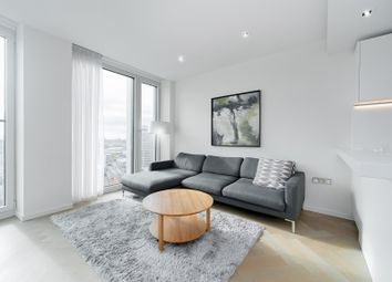 Thumbnail 1 bed flat for sale in Southbank Tower, 55 Upper Ground, London