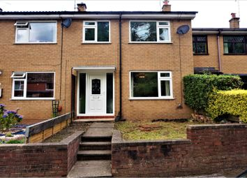 Thumbnail 3 bed terraced house to rent in Abbey Road, Macclesfield