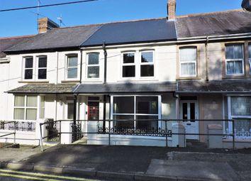 Thumbnail 3 bedroom terraced house for sale in Emlyn Terrace, Goodwick