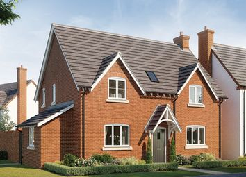 Thumbnail 4 bedroom detached house for sale in The Loseley V, Worlds End Lane, Weston Turville