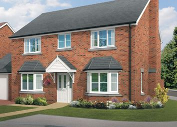 Thumbnail 4 bed detached house for sale in White House Drive, Kingstone, Hereford