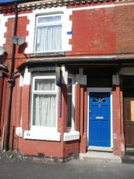 Thumbnail 3 bedroom terraced house to rent in Wincombe Street, Manchester