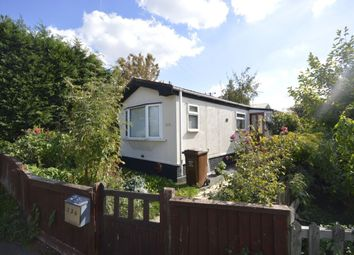 Thumbnail 1 bed bungalow for sale in Hoo Marina Park Vicarage Lane, Hoo, Rochester