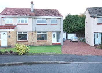 Thumbnail 3 bed semi-detached house to rent in Avonbank Crescent, Hamilton