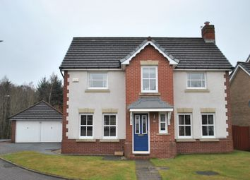 Thumbnail 4 bedroom detached house for sale in Tantallon Gardens, Livingston