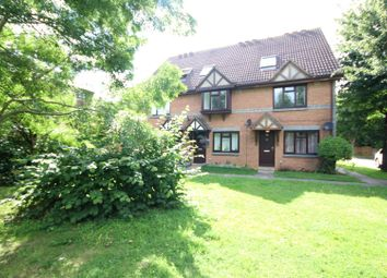 Thumbnail 1 bed flat for sale in Lawrence Close, Burpham, Guildford