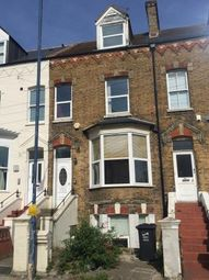 Thumbnail 5 bed terraced house for sale in 91 West Cliff Road, Ramsgate, Kent