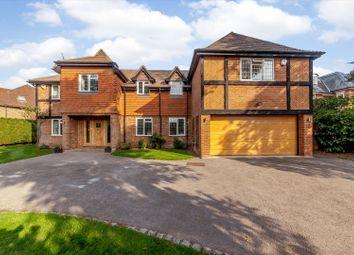 Weybridge Park, Weybridge, Surrey KT13. 6 bed detached house for sale