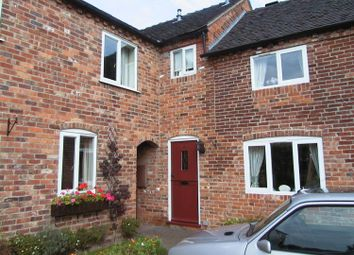 Thumbnail 2 bed mews house to rent in Bridge Farm Mews, Burton On Trent, Stretton