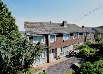 Thumbnail 4 bed semi-detached house for sale in Leeside, Portishead, Bristol