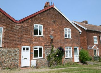 Thumbnail 2 bed cottage for sale in The Common, Lavenham, Sudbury