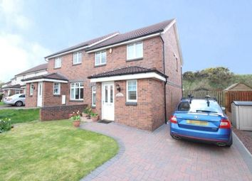 Thumbnail 3 bed detached house for sale in Jacobite Place, Bellshill, North Lanarkshire