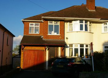 Thumbnail 4 bed semi-detached house to rent in Poplar Road, Norton, Stourbridge