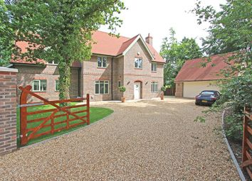 Thumbnail 5 bedroom detached house for sale in Woodbury, Brockenhurst