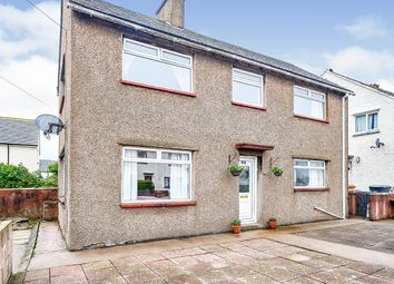 3 bed semi-detached house for sale in Smithfield Road, Egremont, Cumbria CA22