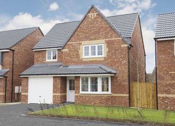 "Thumbnail 4 bedroom detached house for sale in ""Kennington"" at Bawtry Road, Bessacarr, Doncaster"