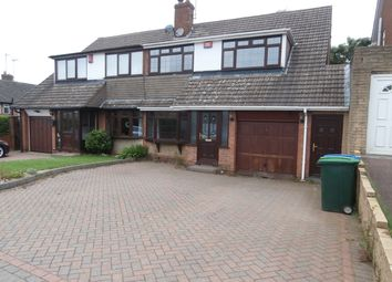 Thumbnail 3 bed semi-detached house to rent in Blythefield Avenue, Great Barr, Birmingham