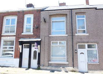 Thumbnail 2 bed flat to rent in Burleigh Street, South Shields
